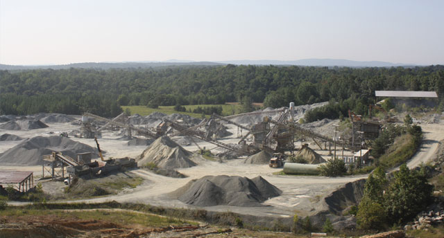 Rockydale Quarries Virginia